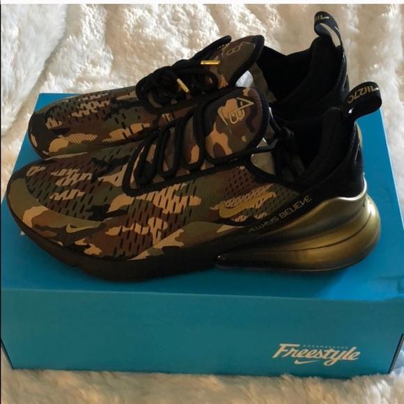 4fd2760c6c5685 Nike airmax 270 Doernbecher shoes